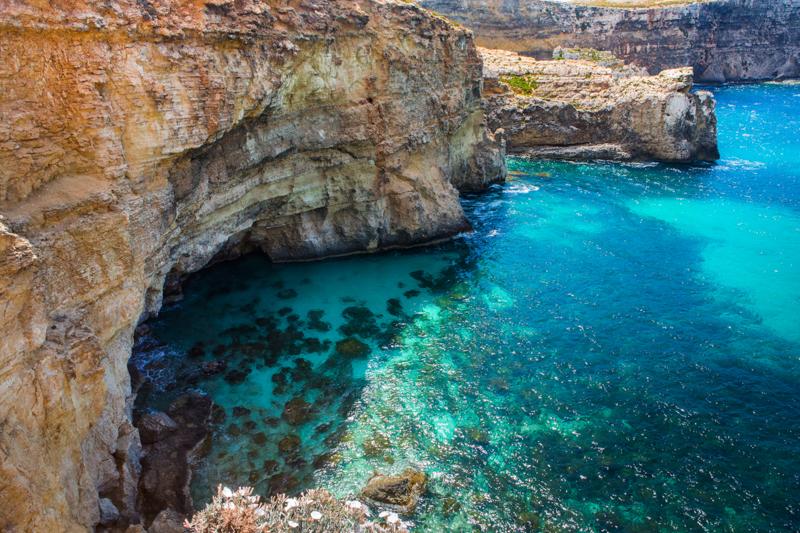 Blue Lagoon, Malta 12