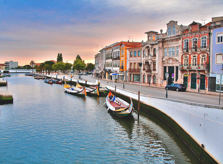 Exploring Portugal's little Venice: Aveiro