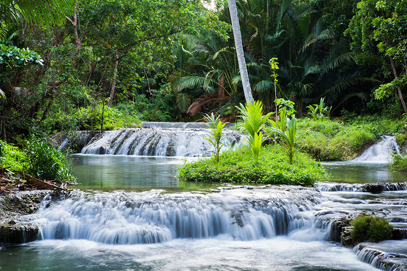 Waterfalls of Siquijor | Philippines | 51 Countries and Counting