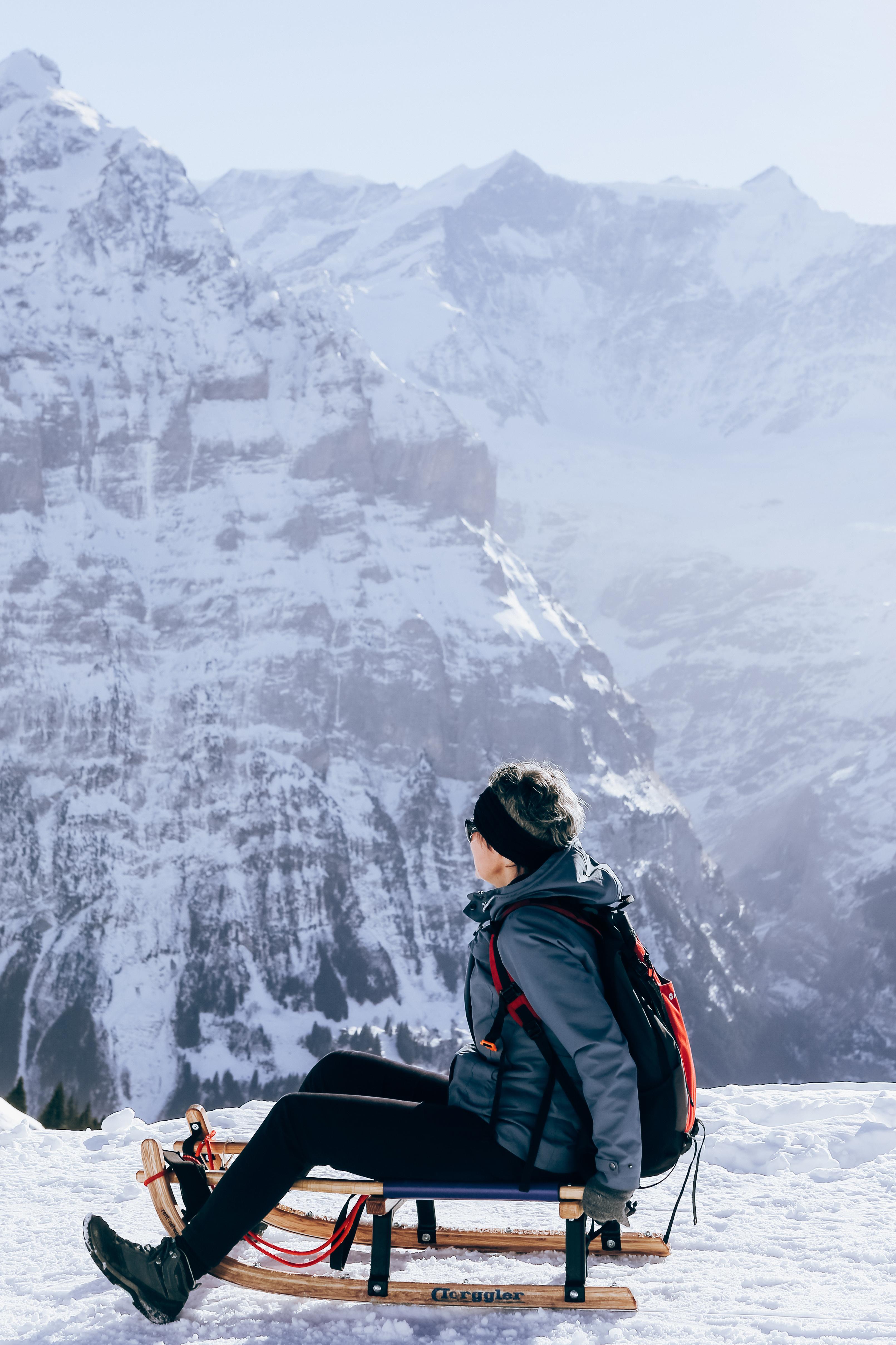 Grindelwald, Jungfrau Ski Region 90