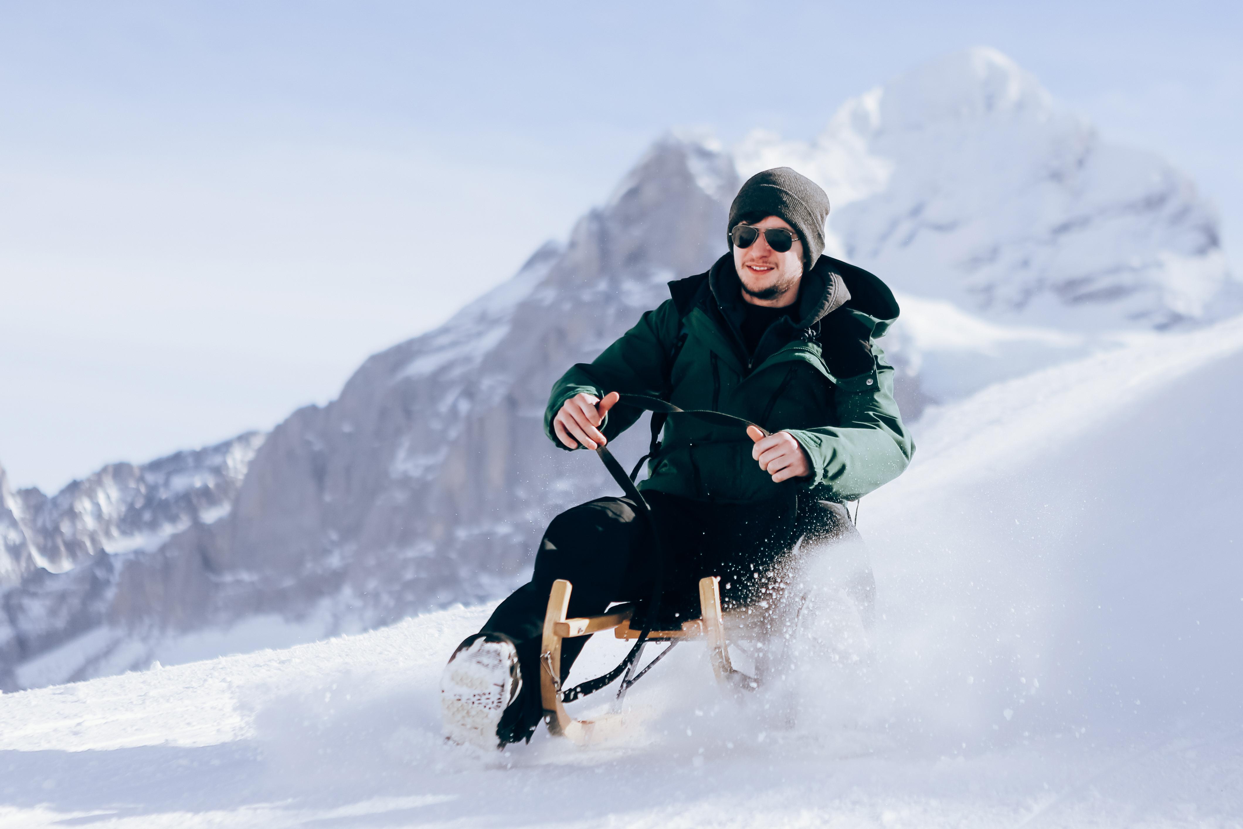 Grindelwald, Jungfrau Ski Region 65