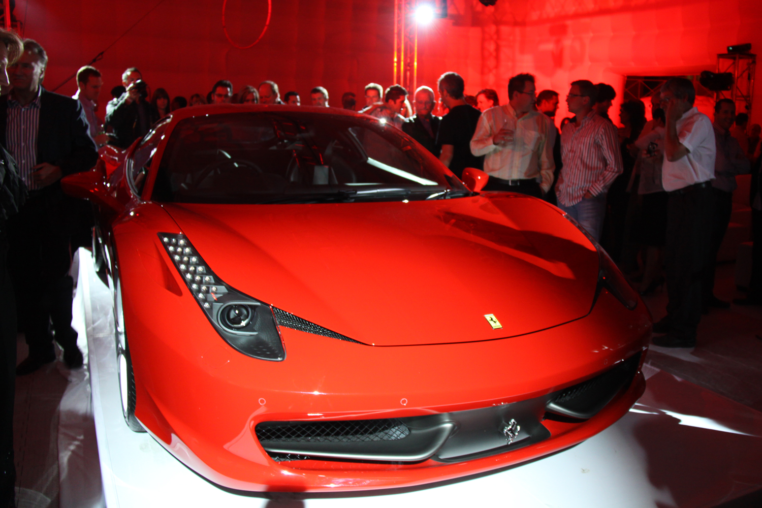 Ferrari Launch 218