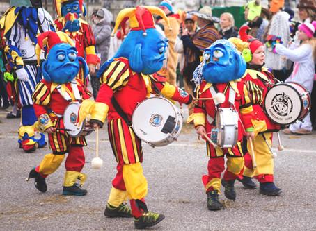 "Celebrating Switzerland's ""Fifth Season"" - The Luzern Carnival"