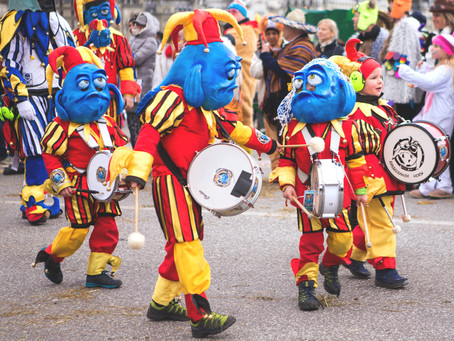 "Celebrating Switzerland's ""Fifth Season"" - The Luzern Carnival"