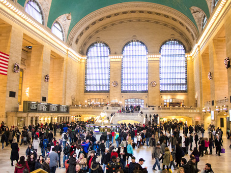 #32facts: Grand Central Terminal, New York