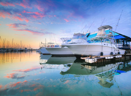 Yacht life in Durban - An AirBNB favourite