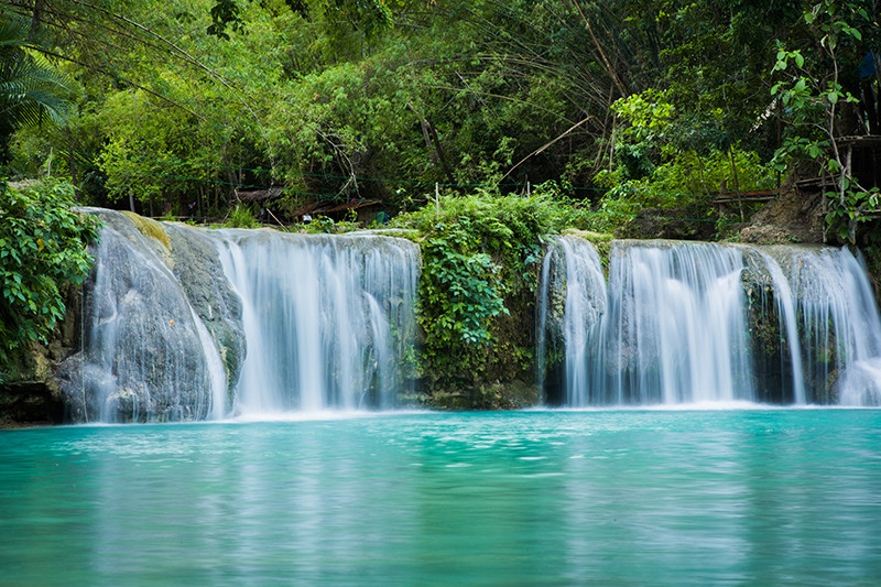 Cambugahay Falls | Philippines | 51 Countries and Counting