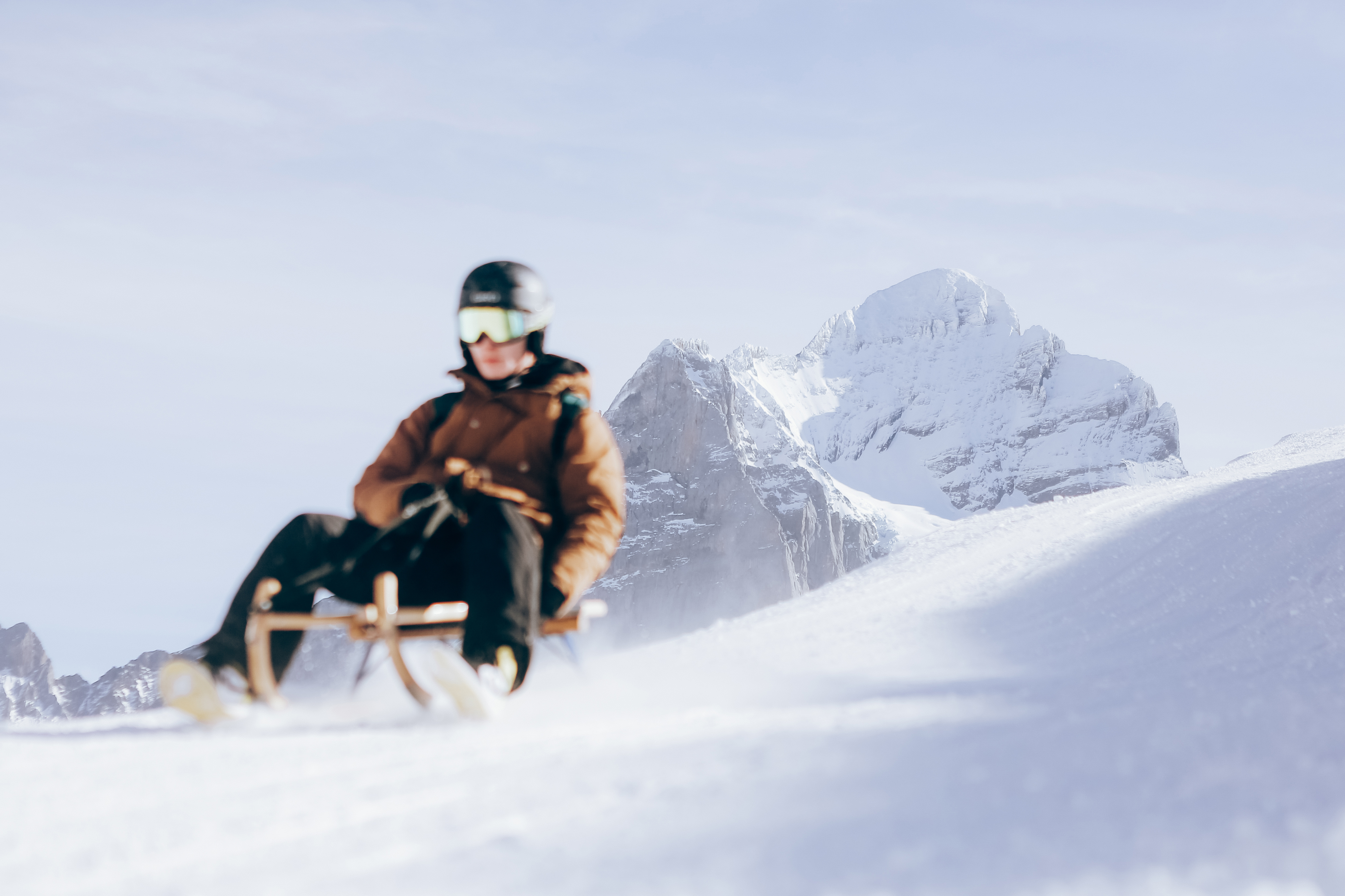 Grindelwald, Jungfrau Ski Region 38