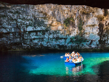 One of the world's most beautiful Caves and Sea Lakes