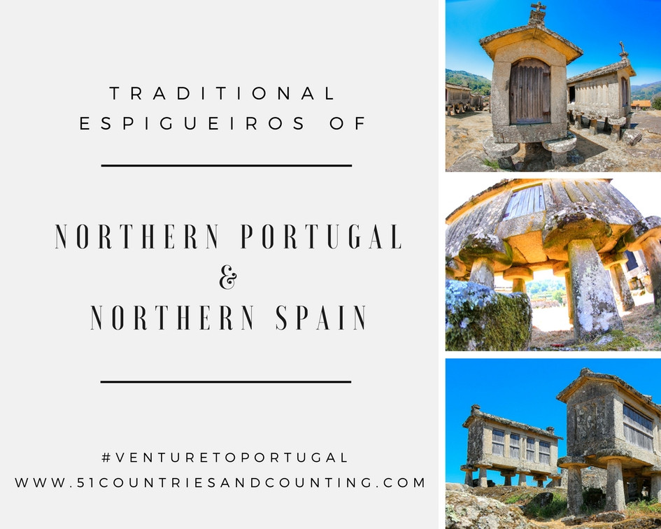 Northern Portugal & Spain | 51 Countries and Counting