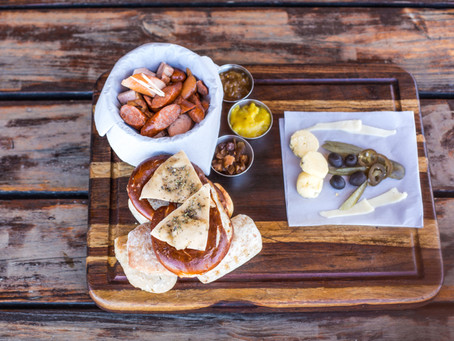 Lunch at Roter Hahn, Clarens {In photos}