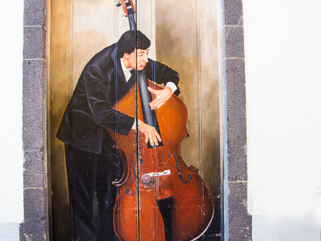 The story behind the painted doors of Funchal
