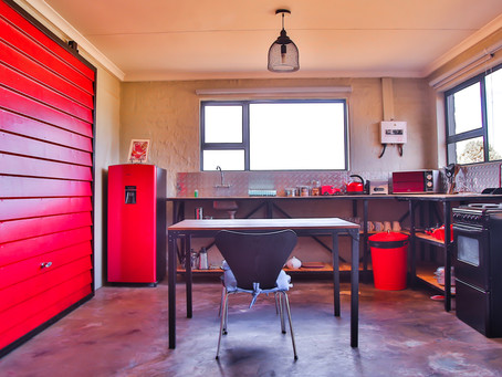 Accomadation Review - Rustic Red Studio, Clarens