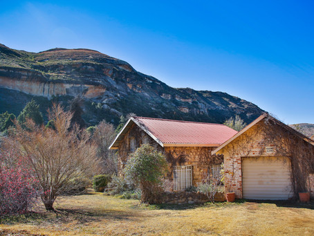 Clarens in photographs