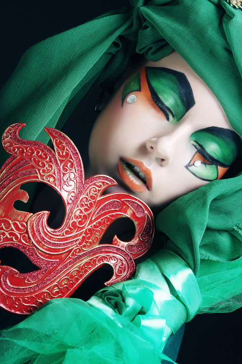 portrait-young-woman-with-mask-creative-