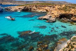 Blue Lagoon, Malta 1