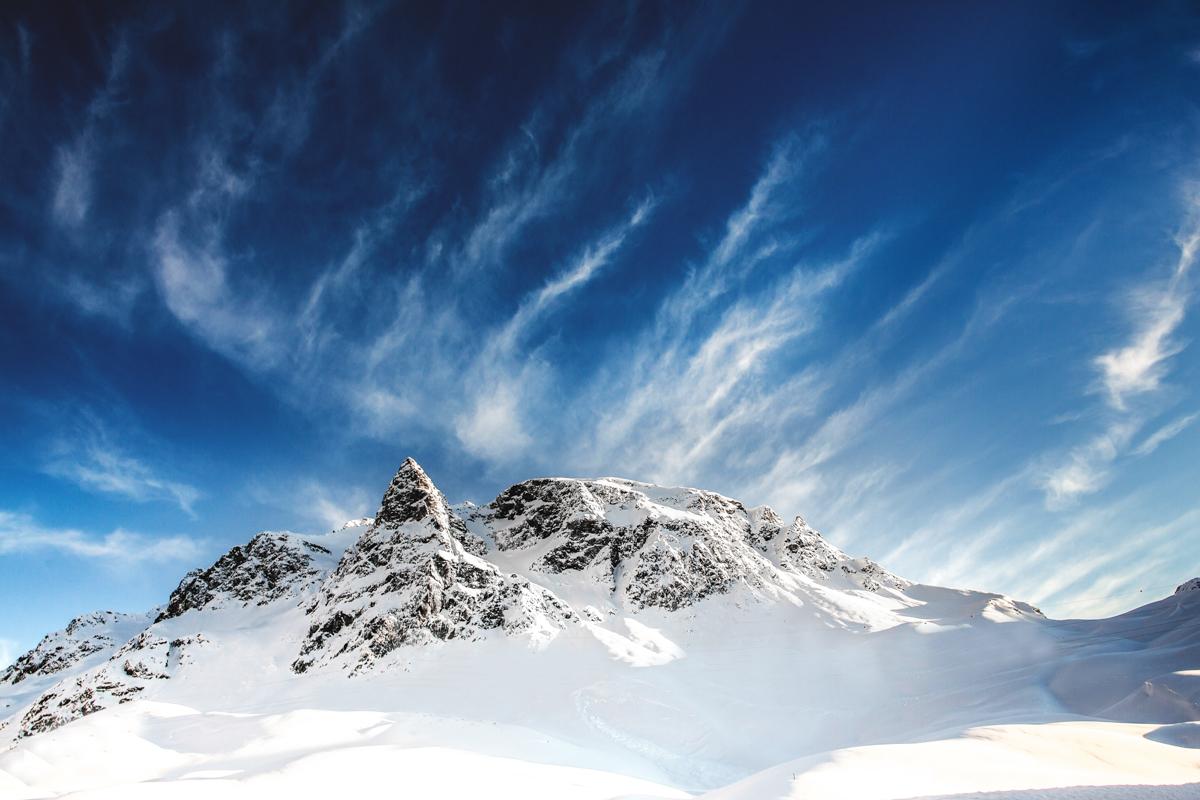Mountains of Swizerland