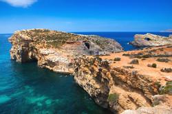 Blue Lagoon, Malta 14