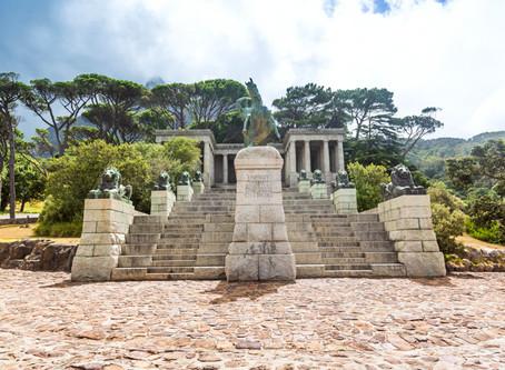 Explore Capetonian culture at Rhodes Memorial