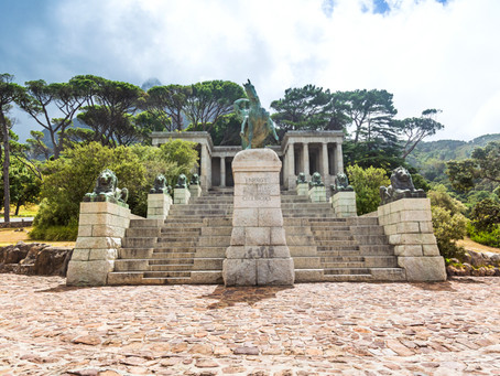 Explore Capetonian culture at Rhodes Memorial