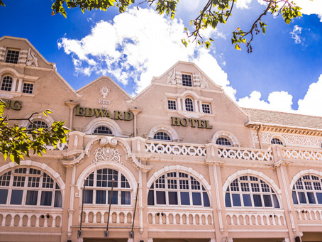 Gothic and Victorian architecture of Port Elizabeth {Photo Blog}
