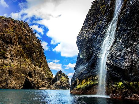 Chasing Waterfalls - Part 6: Waterfalls of Gruta Dos Enxareus
