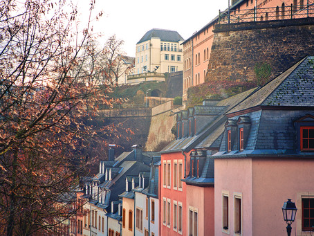 Luxembourg - One of Europes smallest Countries
