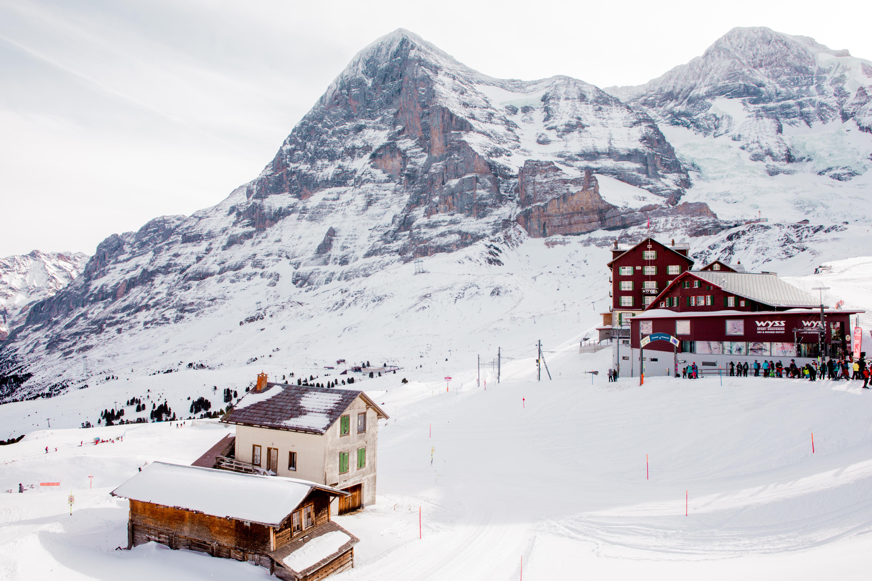 Grindelwald, Jungfrau Ski Region 11