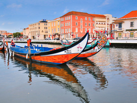 Exploring Portugal's little Venice: Aveiro