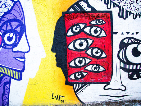 Athens - A mecca for street art {photo blog}