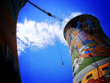 Bungee Jumping at Orlando Towers {In Photos}