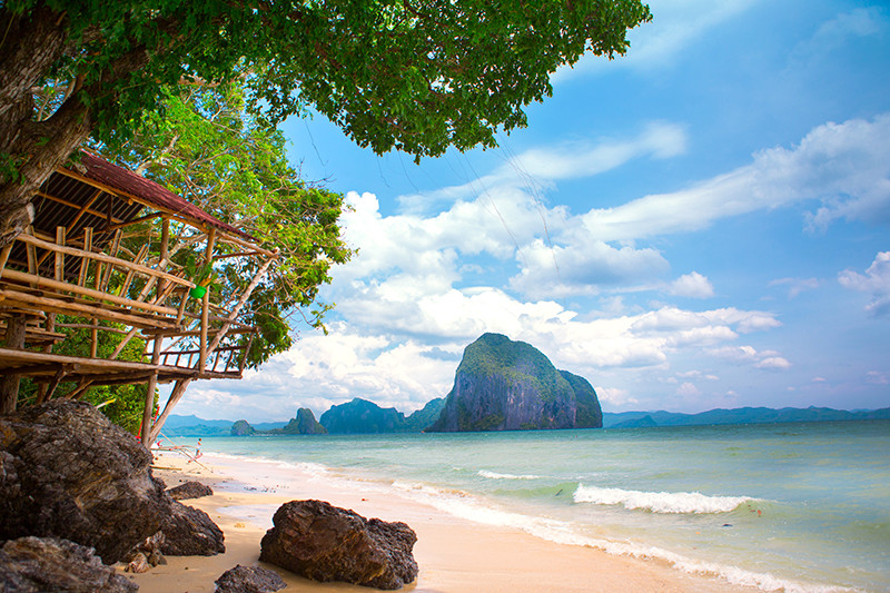 Lapus Lapus Beach | El Nido | 51 Countries and Counting