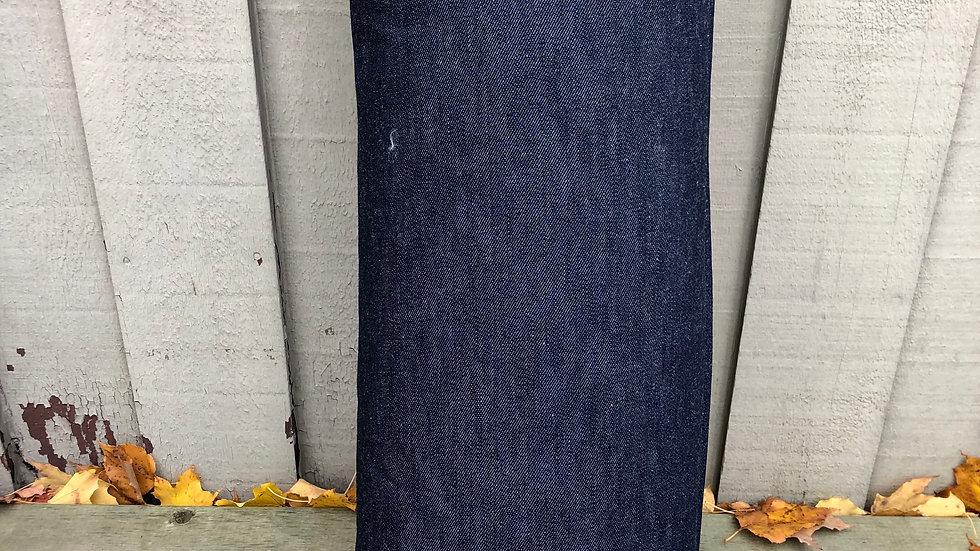 Large Bolster - Dark Blue Denim