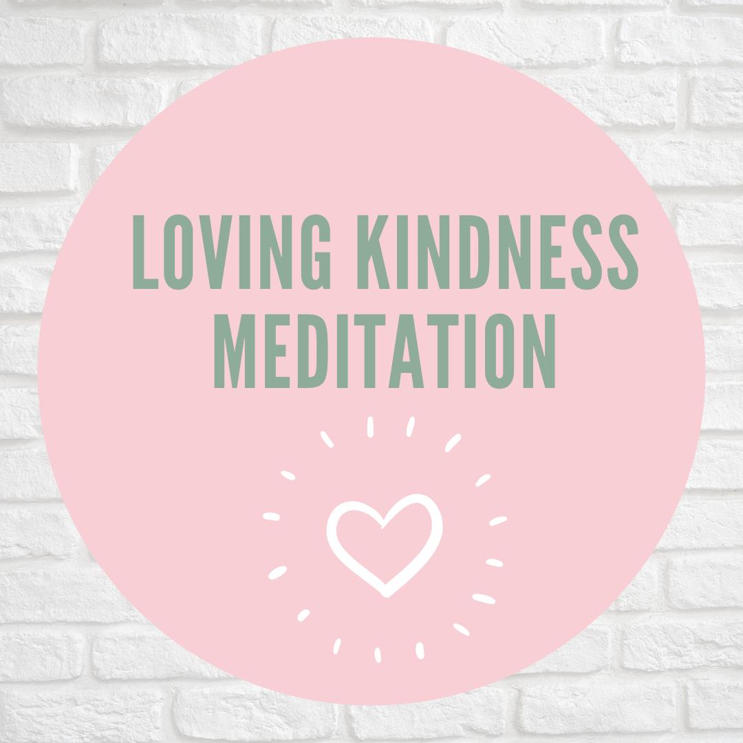 Meditation Class: Loving Kindness