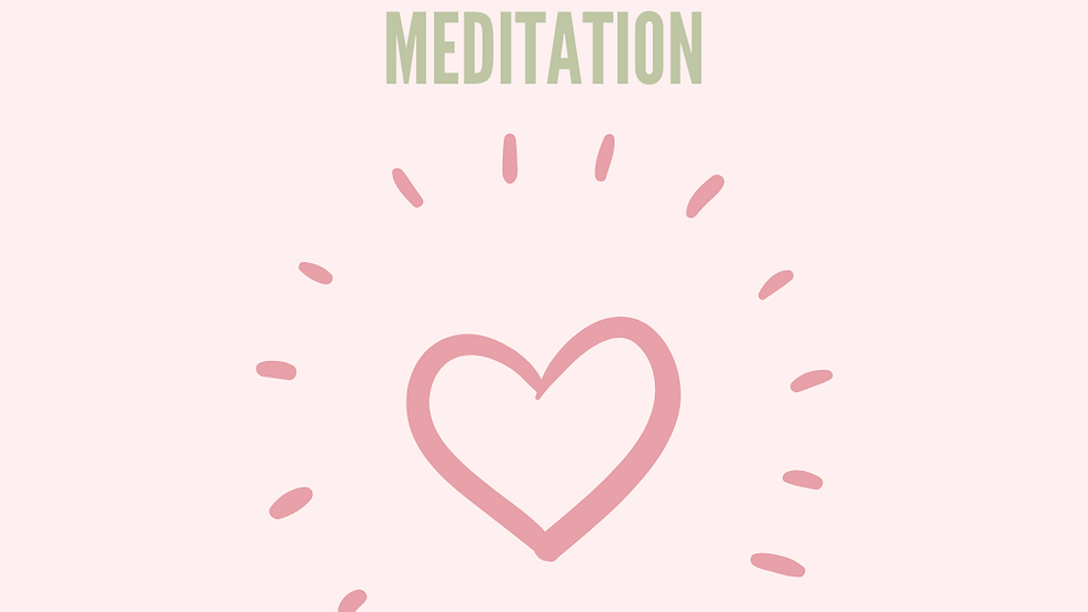 Loving Kindness Meditation - FREE DOWNLOAD