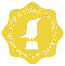 logotipo portuguese brand of the year time out awards