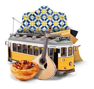 nata, guitarra portuguesa, fado, electrico 28 e nata lisboa
