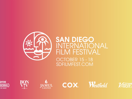 Voice Over gig on the fly: San Diego international film festival 2020