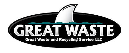 Great Waste Logo, Miami Florida #1 Garbage Company