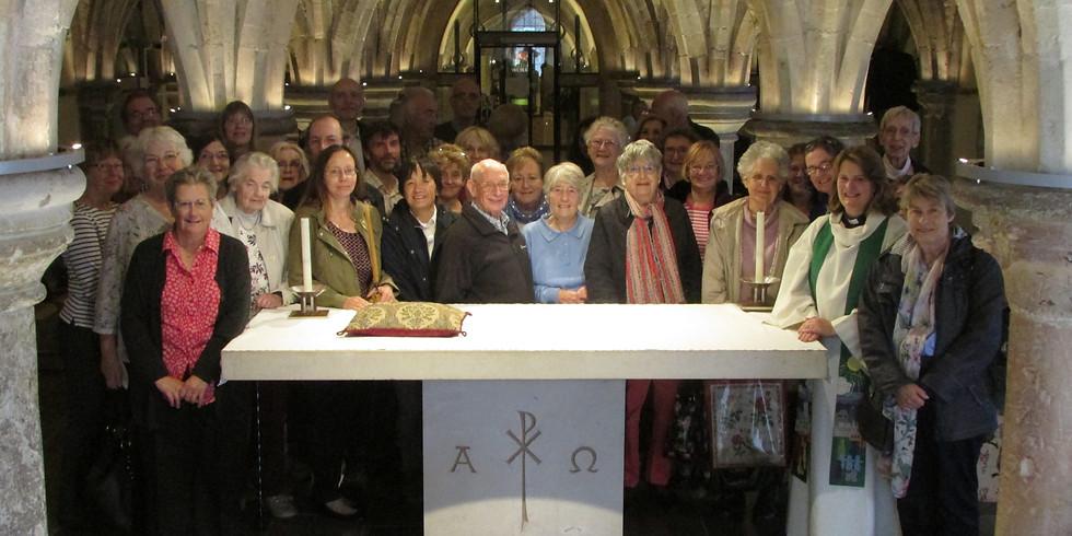 Parish Pilgrimage to Southwark Cathedral