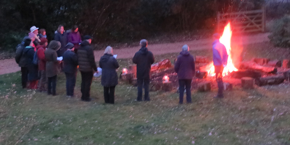 Easter Day Sunrise Bonfire (Facebook Event)