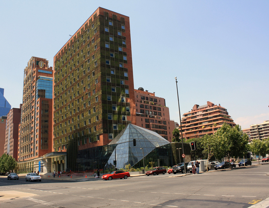Hotel Intercontinental, Las Condes