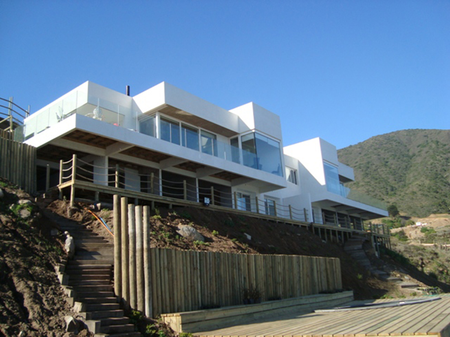 Casas en Zapallar
