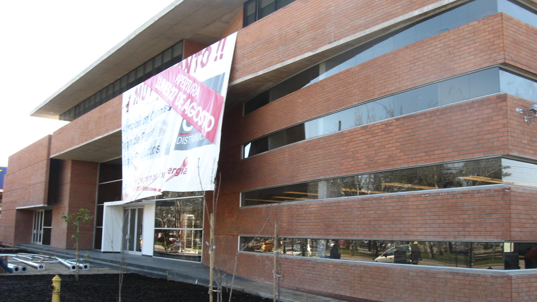 Edificio CGE, Rancagua