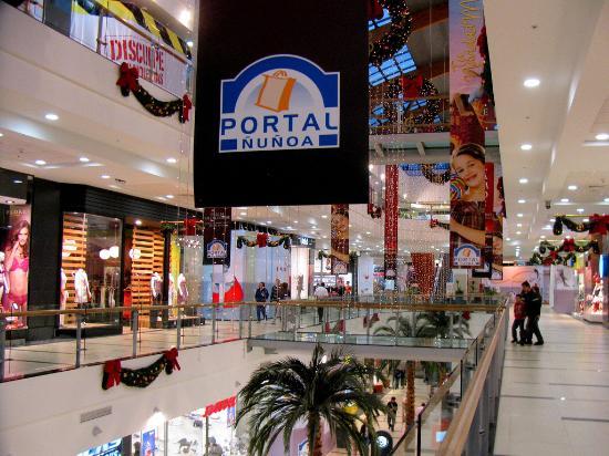 Mall Portal Ñuñoa