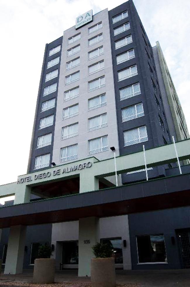 Hotel Diego de Almagro, Temuco