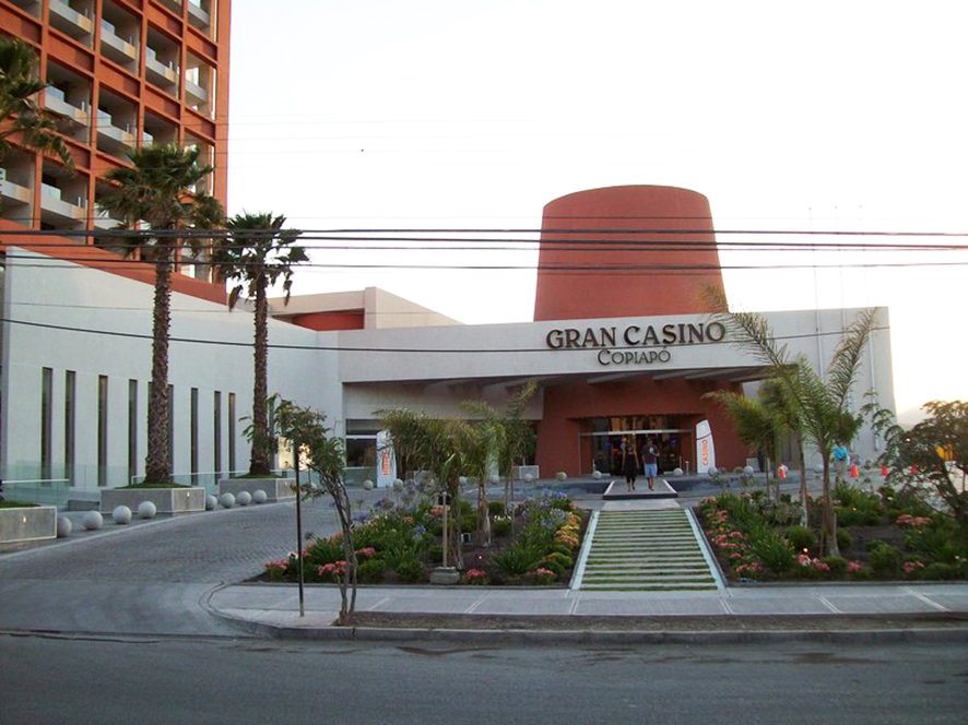 Hotel Gran Casino Copiapó