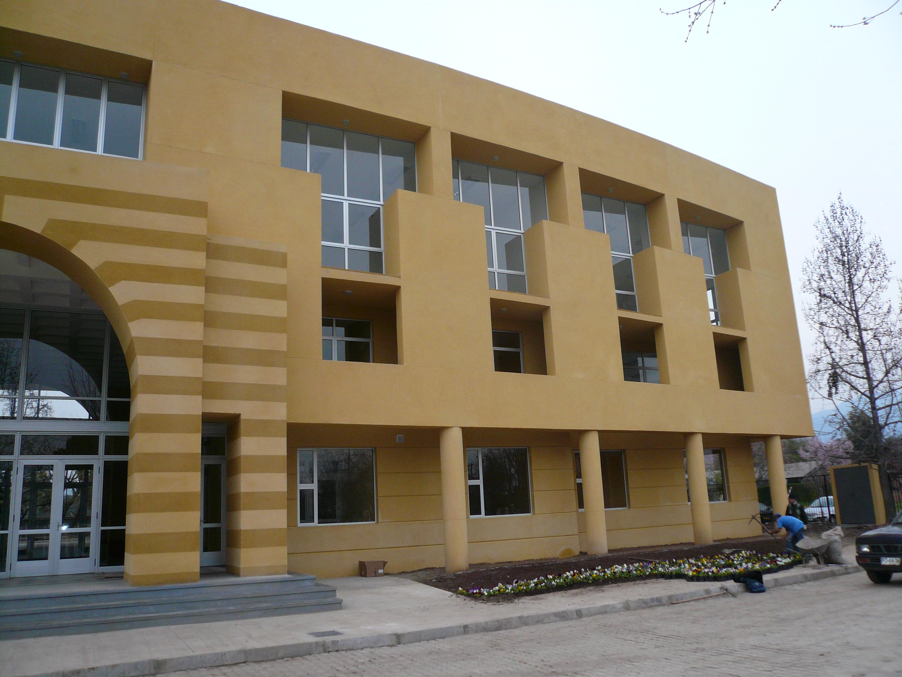 Colegio República de Siria, Ñuñoa