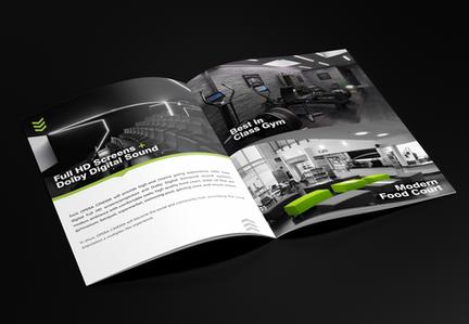 Business Brochure & Card