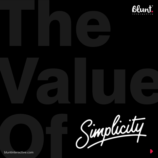 The Value Of Simplicity